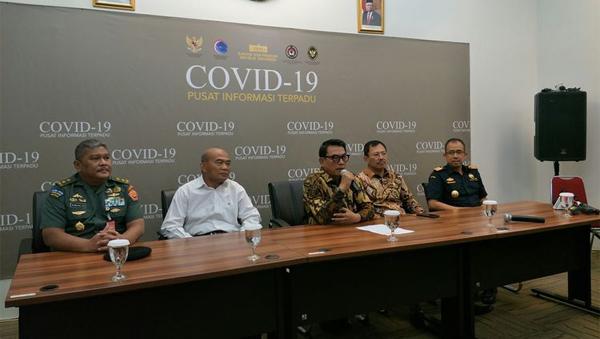 110 Spesimen Suspect Virus Corona Di Indonesia Dinyatakan Negatif Sonora Fm